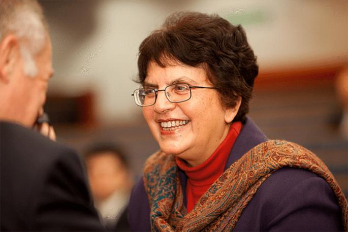 Baroness Pasher (UKCF President)
